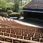 Kabuki outdoor theatre